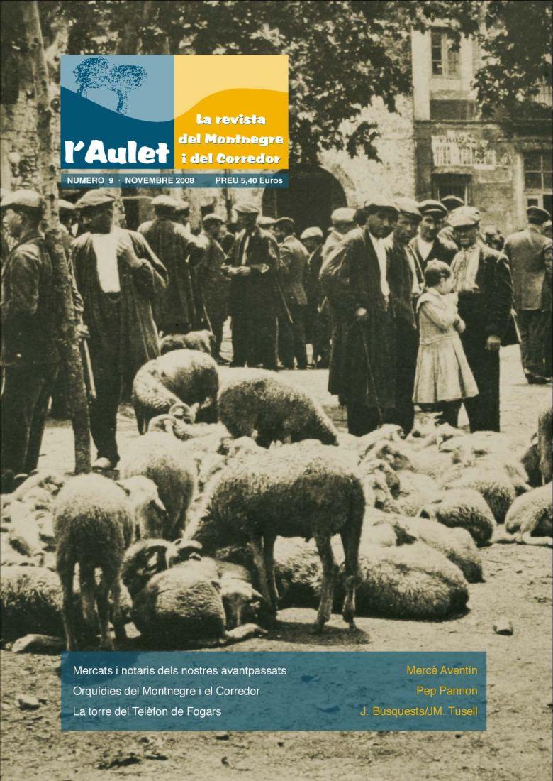 L'Aulet – La revista del Montnegre i el Corredor Nº 9