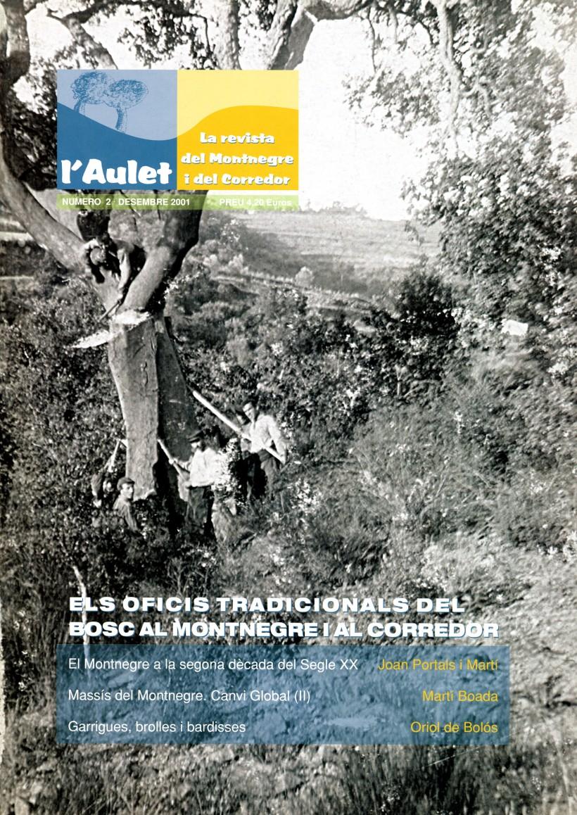 L'Aulet – La revista del Montnegre i el Corredor Nº 2