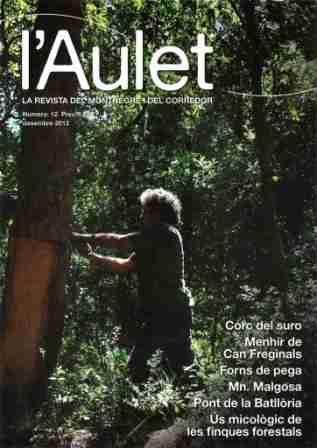 L'Aulet – La revista del Montnegre i el Corredor Nº 12