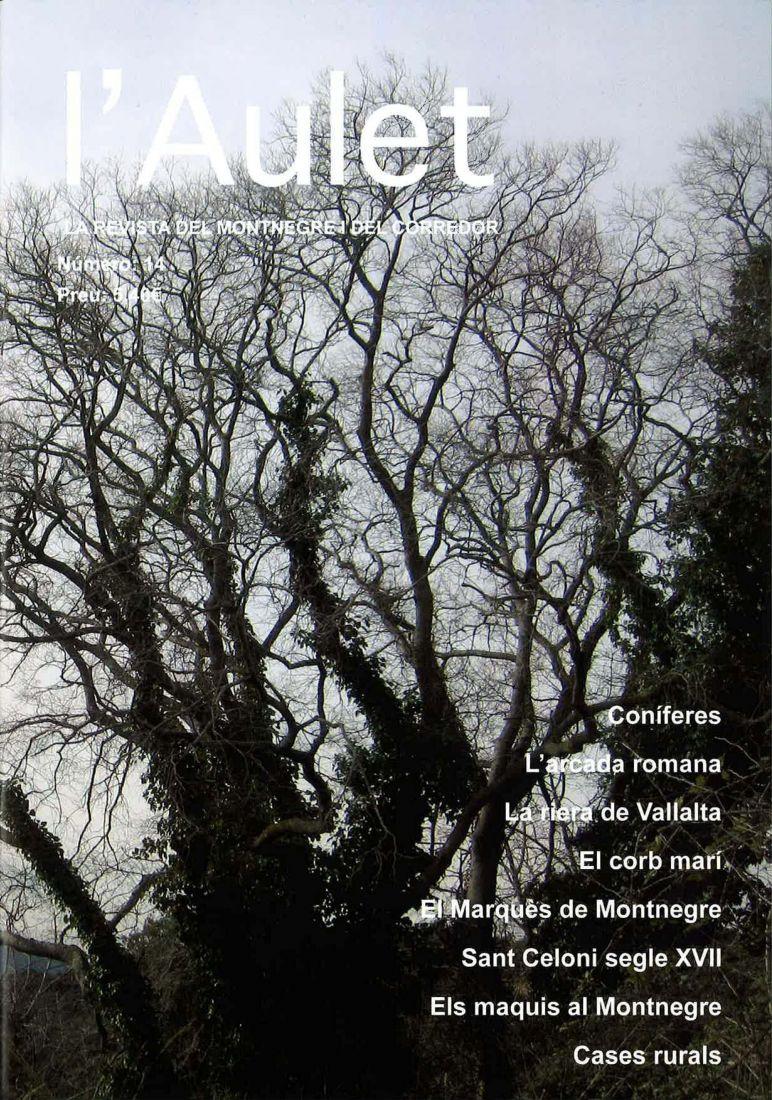 L'Aulet – La revista del Montnegre i el Corredor Nº 14
