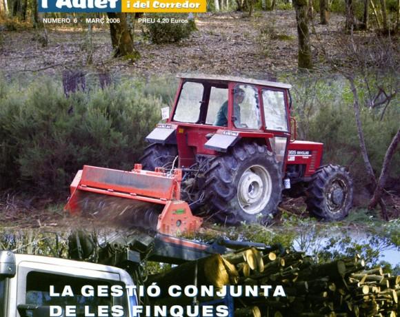 L'Aulet – La revista del Montnegre i el Corredor Nº 6