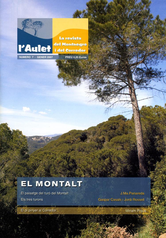 L'Aulet – La revista del Montnegre i el Corredor Nº 7