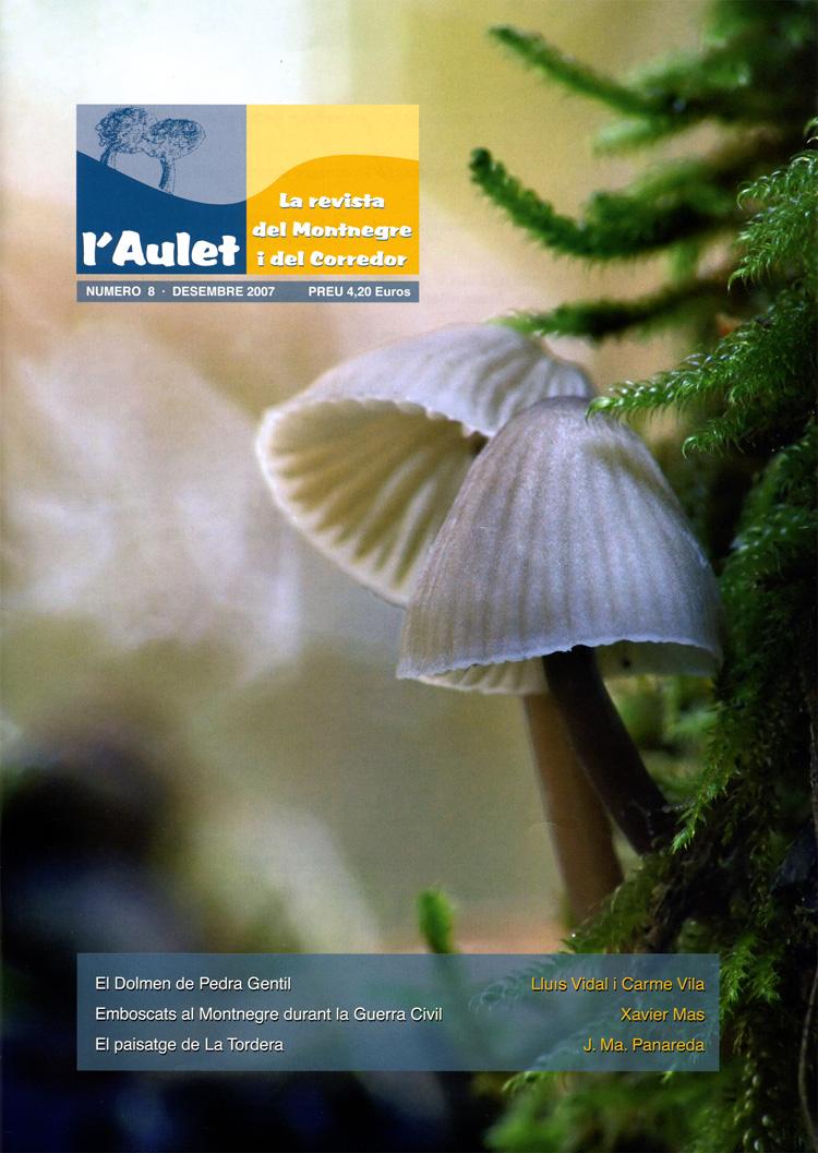L'Aulet – La revista del Montnegre i el Corredor Nº 8