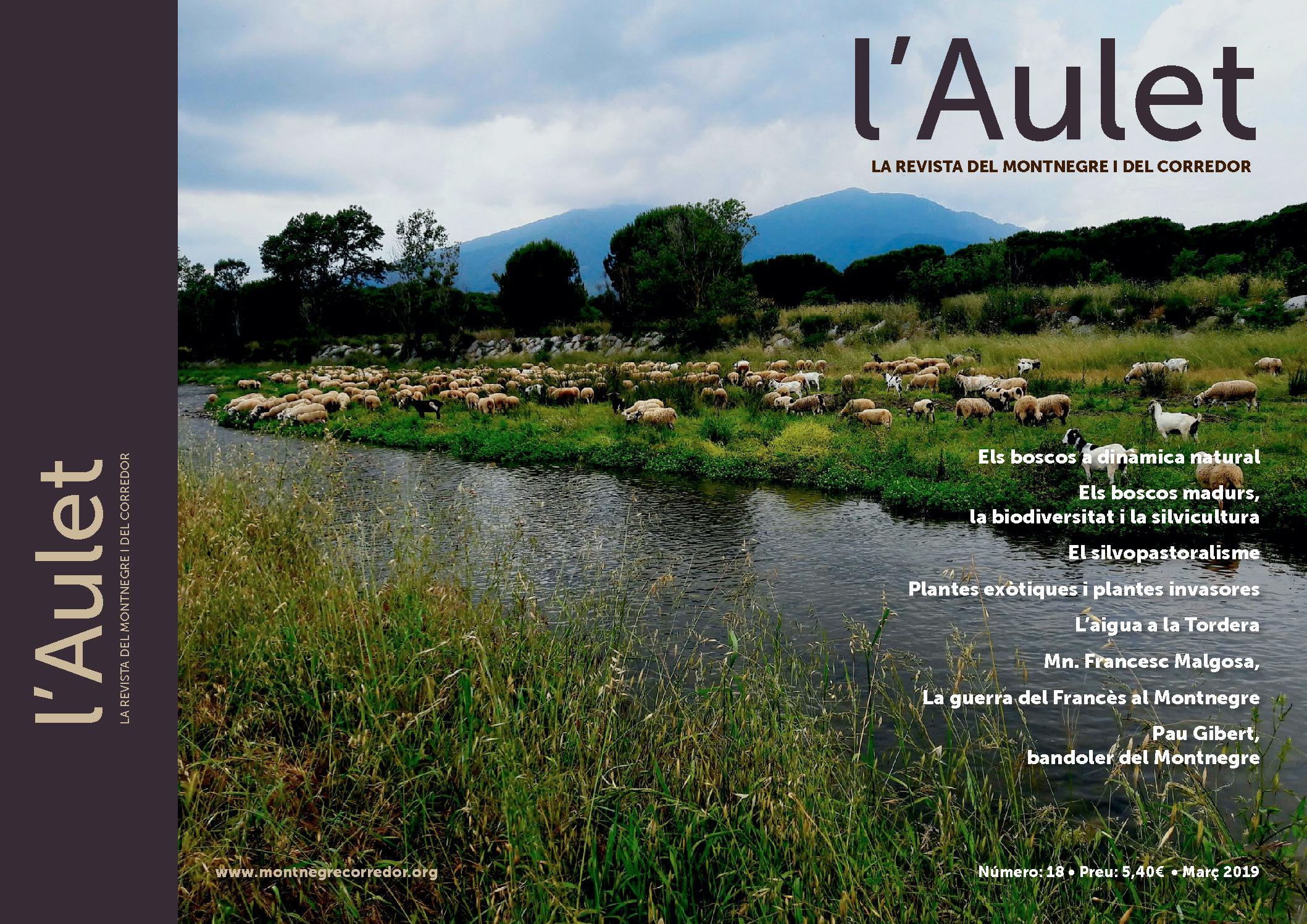 L'Aulet – La revista del Montnegre i el Corredor Nº 18