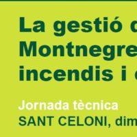Jornada de les suredes al Montnegre-Corredor: incendis i canvi climàtic