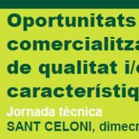 Jornada: Oportunitats de comercialització de fusta local de qualitat i/o amb característiques especials