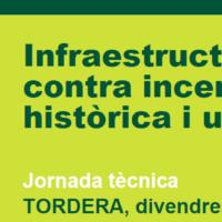 INFRAESTRUCTURES DE PREVENCIÓ CONTRA INCENDIS: REVISIÓ HISTÒRICA I UTILITAT ACTUAL